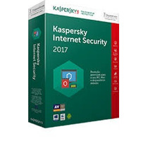 Kaspersky Internet Securitty 2017 - 1 Pc 1 Ano