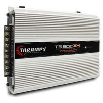 Taramps Ts 800x4 Amplificador Digital 960w Rms+brinde+frete