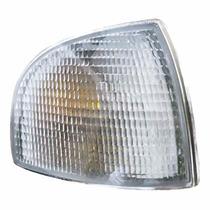 Pisca Lanterna Dianteira Esquerda Cristal Volkswagen Gol