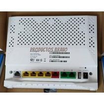 Modem Telmex Arcadyan Vrv8019aw22 Puerto Wan Envio Gratis