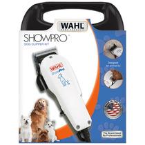 Máquina De Tosa Animal Wahl Show Pro Pet 110v