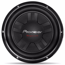 Subwoofer Pioneer Ts-w261s4 10 350 Rms Champion Series