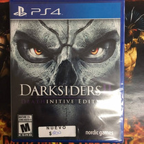 Darksiders 2 Initive Edition Ps4 Nuevo Y Sellado En Igamers