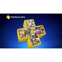 Play Station Plus De 6 Meses Membresia