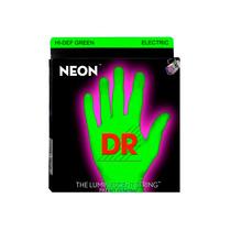 Encordado Guitarra Electrica Dr Neon Green 010-046 Usa Envio