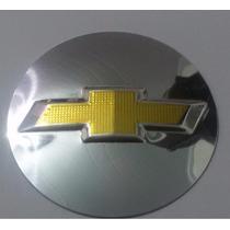 Emblema Para Volante Gm Chevrolet - Alumínio