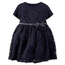 Vestidos Y Bragas Carters Para Niñas 24 Meses