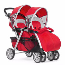 Coche Chicco Mellizos Together Color Syria Tabacotoys