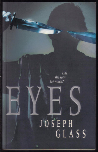 Bilderesultat for eyes joseph glass