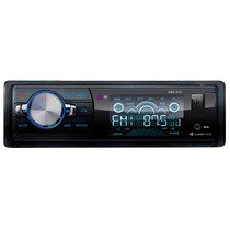 Stereo Cd Mp3 Usb Suzuki Time Frente Desmontable Am Fm Digit