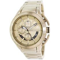 Reloj Armani Exchange Ax1407 Dorado