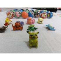 Pokemon Miniaturas Encapsuladas Envio Em 24hs Pacote Com 100