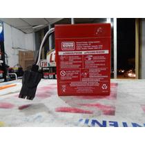 Power Wheels Bateria 6 Volts Nueva - Pila Recargable