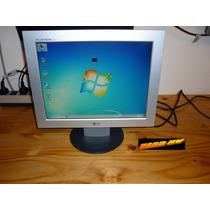 Monitor 15 Lg Flatron L1530s
