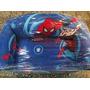 Sillón Infantil Dos 2 Doble Spiderman Hombre Araña