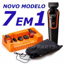 Kit Aparador De Pelos Barba Philips Multigroom Qg3340 Bivolt