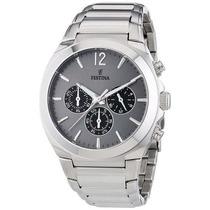 Reloj Festina Watch Male Chronograph Plateado