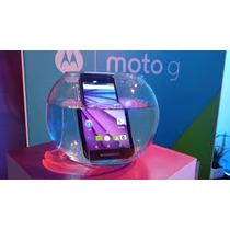 Celular Moto G3- 3ra Gen. Nuevos ! Liberados! Envio Gratis !
