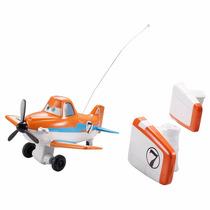 Disney Aviones Dusty Crophopper Radio Control Alas...