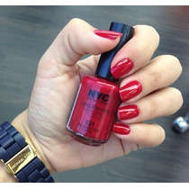 Esmalte Nyc Long Wearing Cor 131 Big Aplle Red