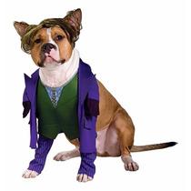 Disfraz De Joker Guason Batman Perros Mascotas Envio Gratis