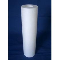Paquete De 20 Pzas Filtro Polyspun Pulidor De Agua 2.5 X 10