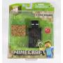 Muñecos Minecraft Overworld Steve Creeper Enderman Original