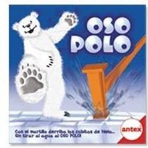 Juego Oso Polo, De Antex. El Rompehielo. Barbazul!!!!!