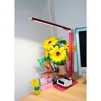 Lámpara Led De Escritorio Luz Blanca Dirigida Eficiente