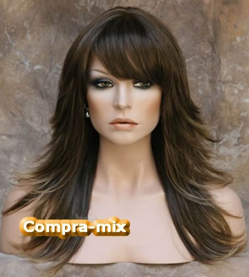 Corte de pelo en capas grafiladas