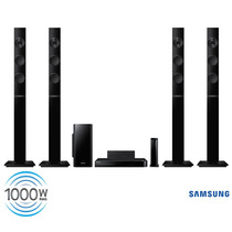 Home Theater Samsung Ht-f5555wk/zd 5.1 Canais Blu-ray 1000w