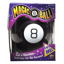 Bola 8 Magica ( Ingles ) Ball 8 Magic Blakhelmet Sp