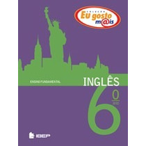 Livro Eu Gosto Mais Inglês 6º Ano