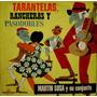 Martin Sosa Tarantelas, Rancheras Y Pasodobles Vinilo E