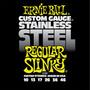 Cuerdas Ernie Ball Regular Slinky Guitarra Electrica +acero