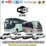Modem Roteador 4g Wi Fi Veicular Bus Vans Uber Táxi Ônibus