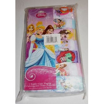 Bombachitas Disney Pack De 7 Princesas Rapunzel Aurora Bella