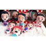 Muñecos Souvenirs 21cm Topa, Princesas Personaje Preferido