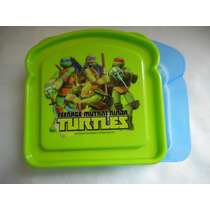 Fiesta Dulceros Tortugas Ninja Mutant Turtles! Bolo