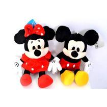Minie Ou Mickey Pelucia Valor Unitário