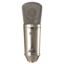 Microfone Behringer B1 Condensador Diafragma Simples,03500