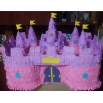Piñata De Castillo De Princesa