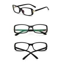 Armação Óculos De Grau - Acetato Quadrado Feminino Estilosa