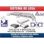 Losas Ligeras Económicas De Vigueta Y Bovedilla, Panel W.