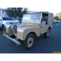 Land Rover Otros Modelos Campero Ingles