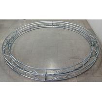 Estructura Circular 3 Metros Diametro 20x20 1 1/4 Dj Luces