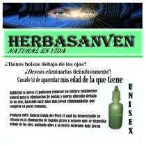 Crema Reductor Natural De Bolsas Y Ojeras Debajo De Los Ojos
