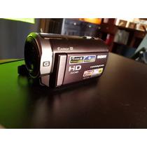 Filmadora Digital Sony Hdr-cx350 Full Hd C/ Zoom Óptico 32g