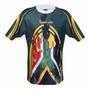 Camiseta Rugby Webb Ellis Modelo Sudafrica