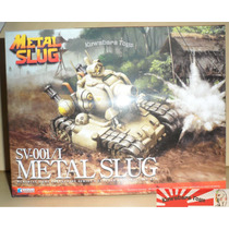 Tanque Metal Slug Figura